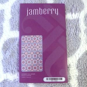 Jamberry Nail Wraps - Quilted B109